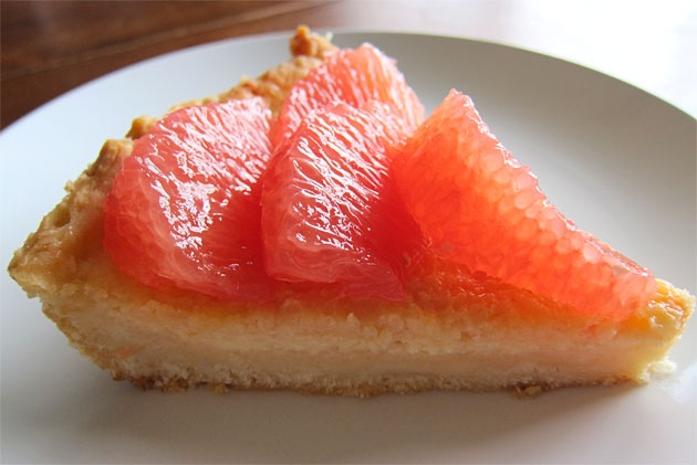 Grapefruit Pie | Food | Pinterest