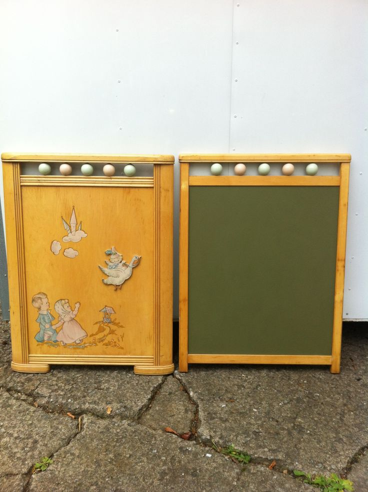 Great Repurposed Chalkboard And Wall Hanging From A 1940 1950 39 S Crib Edison Little Folks