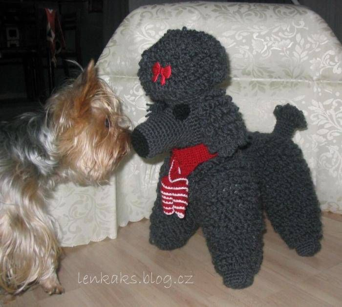 Amigurumi Free Patterns Owl : Free Pattern Amigurumi Poodle Dog Breeds Picture