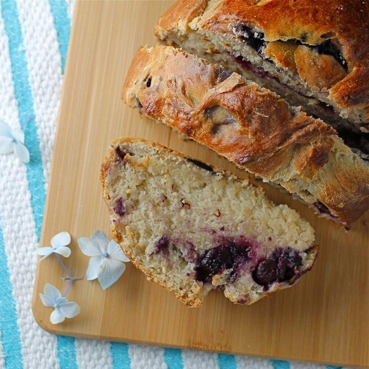 Blueberry Honey Bread | Yummmmm! | Pinterest