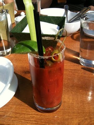 Balsamic Bloody Mary - GOLDEN DREAMLAND | Favorite Recipes | Pinterest