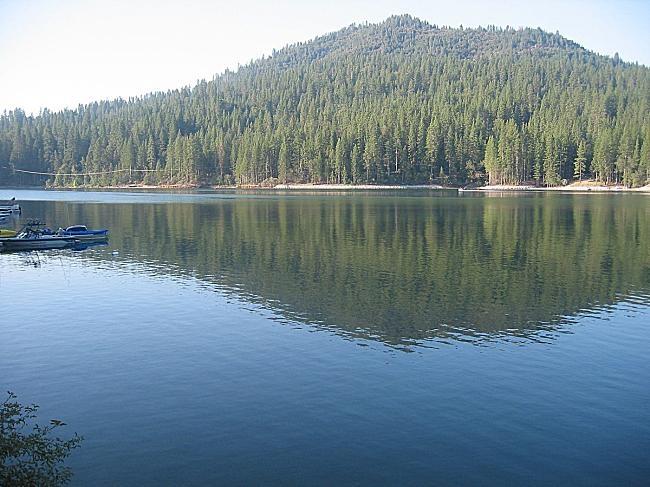 HD wallpapers log homes on lakes