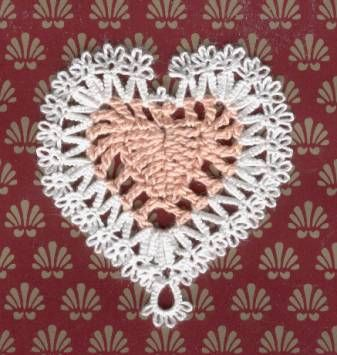 Crocheting And Tatting : crochet and tatting Tatting Pinterest