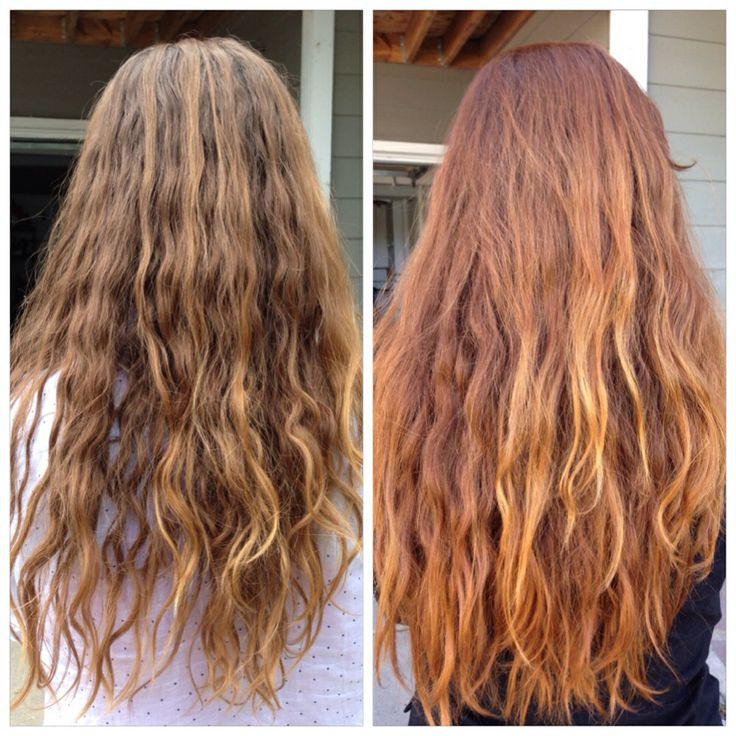 henna before and after newhairstylesformen2014com