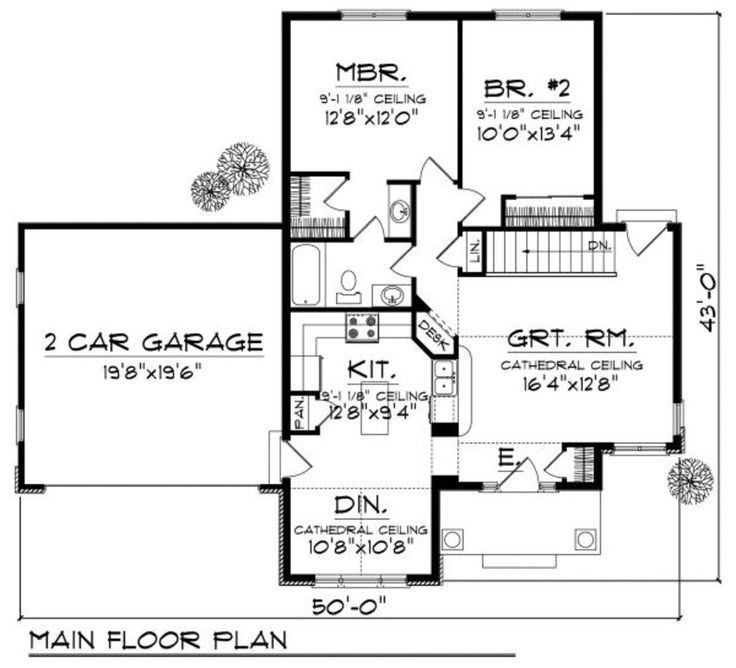301 moved permanently for Floor plans 50 feet wide