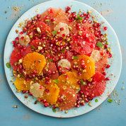 Moroccan citrus fruit salad | Recipe