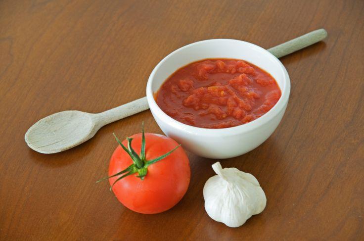 Simplest Tomato Sauce Recipe — Dishmaps