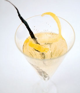 Vanilla Lemon Drop Recipe — Dishmaps