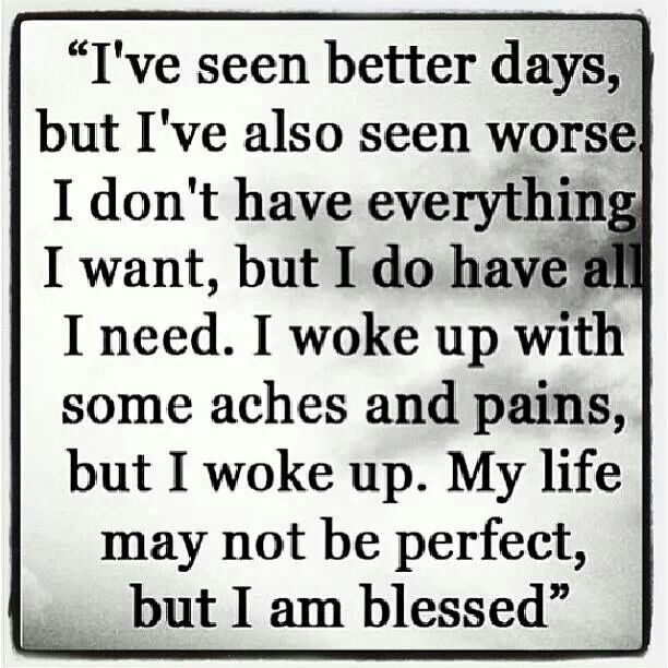 i am blessed quotes and sayings - photo #10