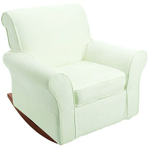 Dorel rocker slipcover green for the home pinterest