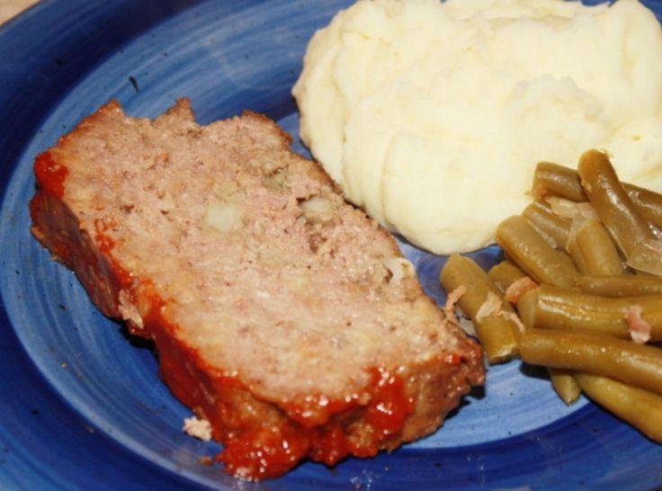 Brown Sugar Meatloaf | Ground meat meals | Pinterest