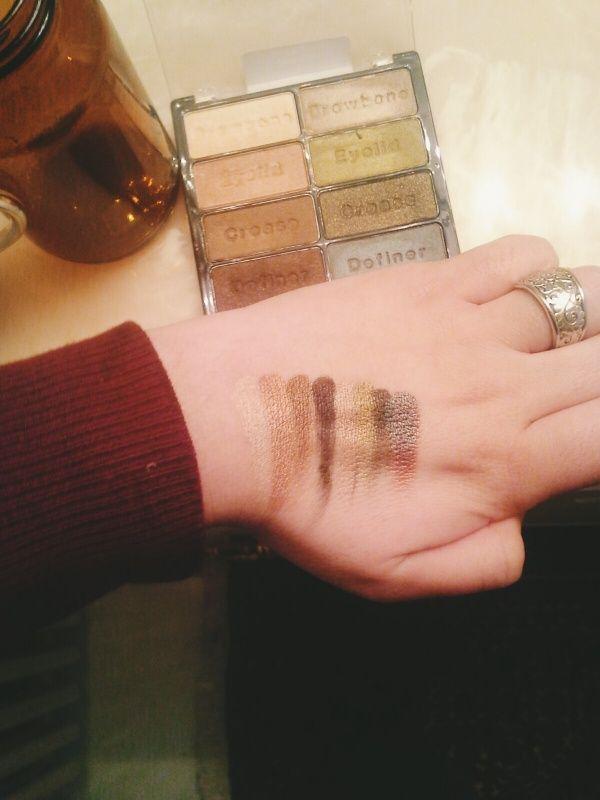 #makeup #swatches #comfortzone