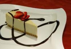 New York Style Cheesecake | Great Italian Recipes | food | Pinterest