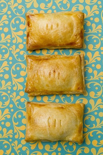 Guava Cheese Pastry | Tropical Fruit Recipes | Pinterest