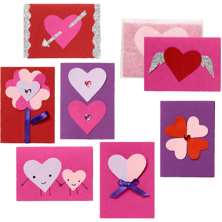 Mini Valentine Card Kit
