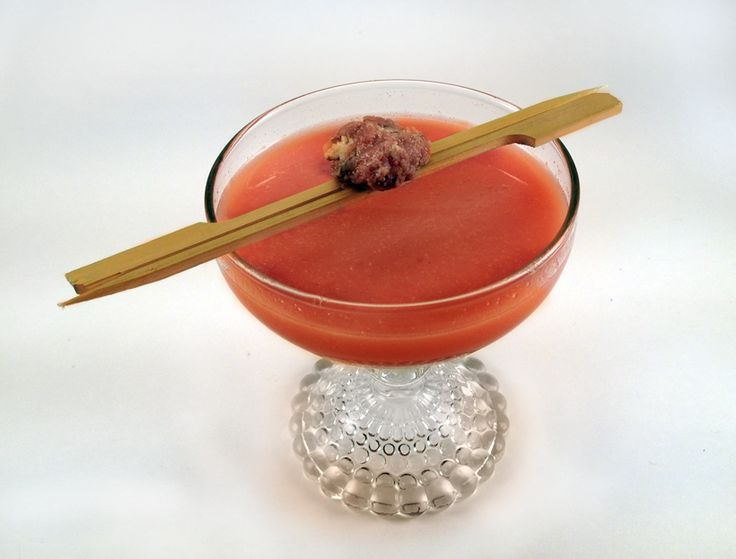 Berry Nutty Maple Whiskey Sour: Vanilla-Bourbon, Cranberry, Pecan ...
