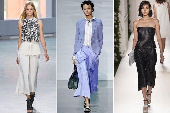 Big Spring Trend: Culottes - Fashion Trend Report - StyleBistro