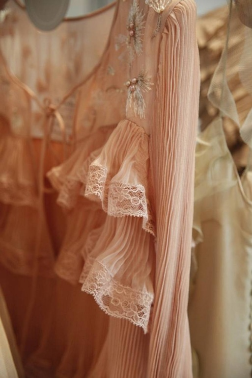 fine and lacey...