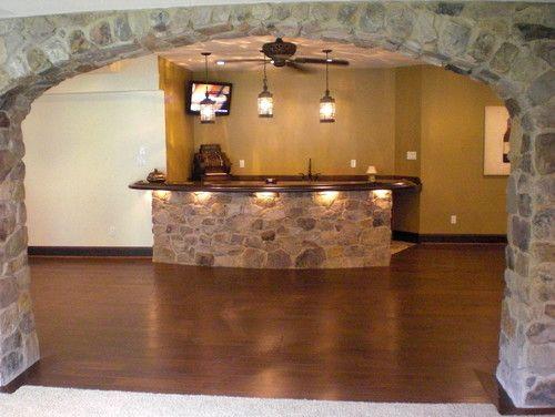 basement remodel man cave house home pinterest