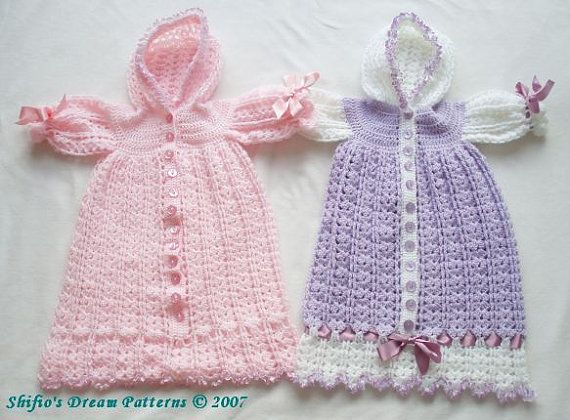 Crochet Bag For Baby : Baby Crochet Pattern Hooded Sleeping Bag Crochet Pattern DIGITAL DOWN ...