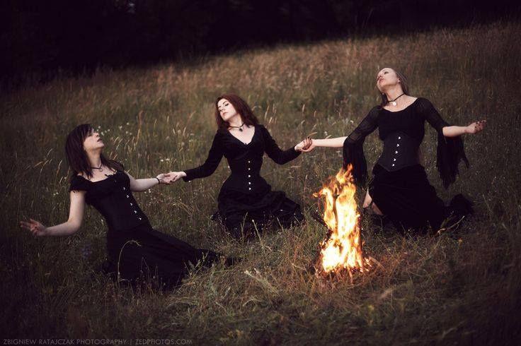 шабаш фото ведьмы