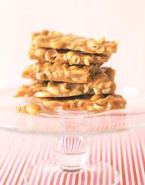 Cashew Brittle | Cookies & Candies | Pinterest