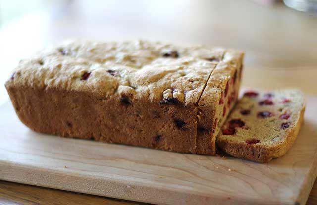 Cranberry Bread - Hilah Cooking