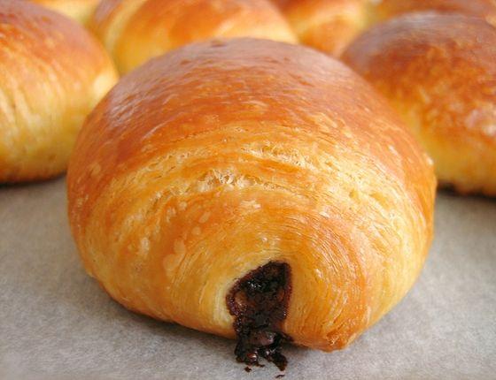 petits pains au chocolat | Favorite Recipes | Pinterest