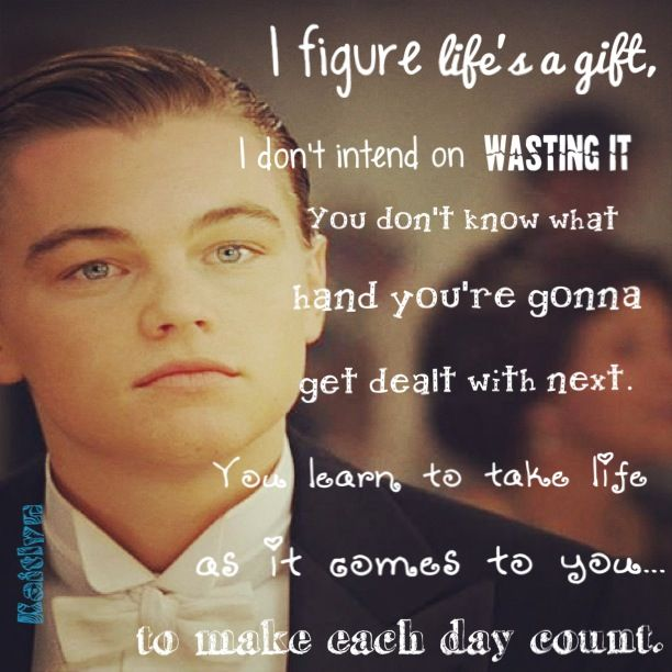 titanic quotes jack