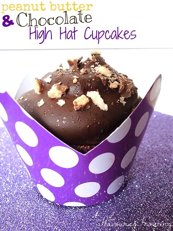 butter-and-chocolate-high-hat.html #peanut_butter #cupcakes #high_hat ...