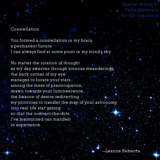 constellation poem Sirius, also known as the dog star, α canis majoris (alpha canis majoris), or canicula, is the single brightest star in the night sky it lies at a distance of 860 light years (264 parsecs) from earth, in the constellation canis major, the greater dog.