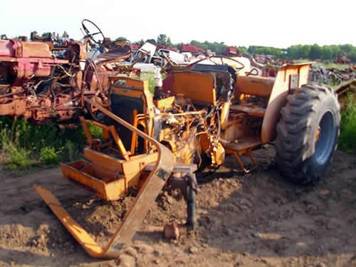 International Tractor Salvage Yard : Pin by all states ag parts on case ih tractors