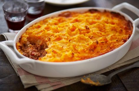 Shepherd's Pie With Root Vegetable Mash - Tesco Real Food - Tesco ...