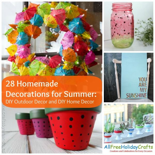 Pin by diane pfile on craft it mixed media ideas pinterest for How to decorate your yard for summer