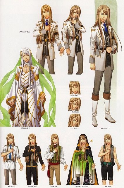 Kamigami no Asobi-Baldr-designs I like the desing of the god mode with ...