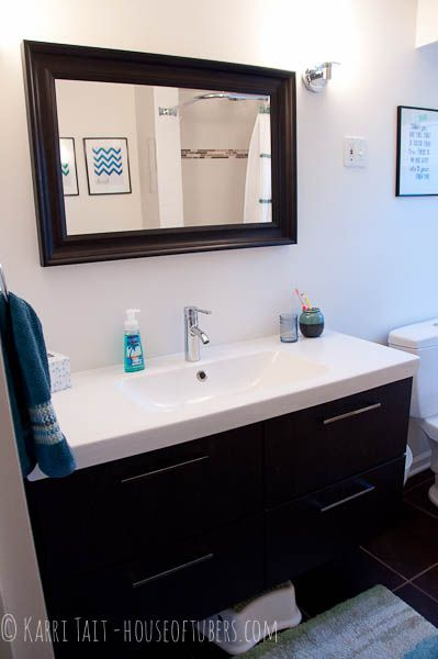 Bathroom Makeover That DIY Party Highlights Pinterest
