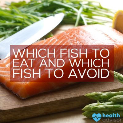 fish to eat and fish to avoid healthy meals pinterest