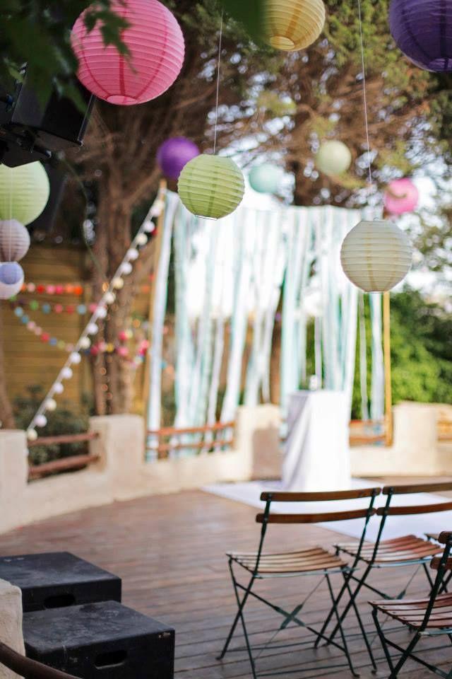 paper lantern for wedding ceremony decor wedding pinterest