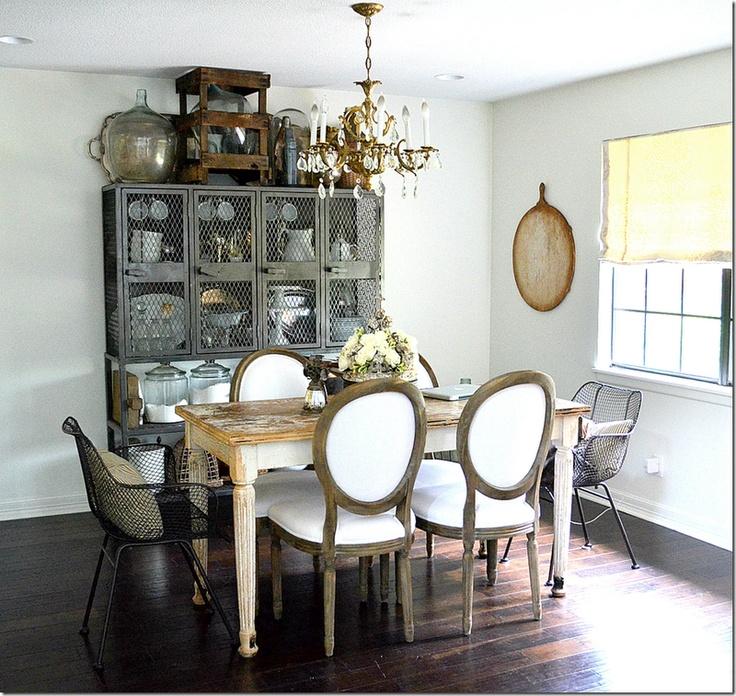 Dining room per Cote de Texas
