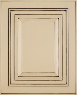 Best Cream Cabinets With Brown Glaze Home And Garden Pinterest 400 x 300