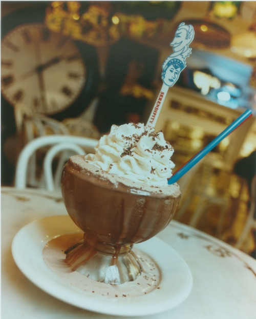 Serendipity Frozen Hot Chocolate | Yum-O | Pinterest