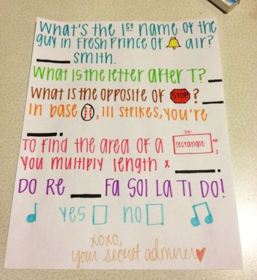 Good Ways To Ask A Girl Out