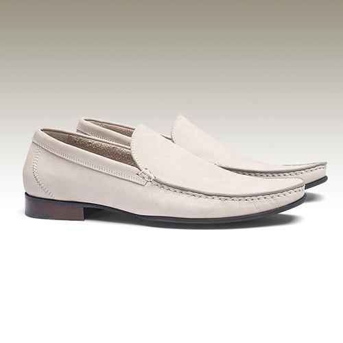 Sapato Mocassim em couro - CNS Calçados