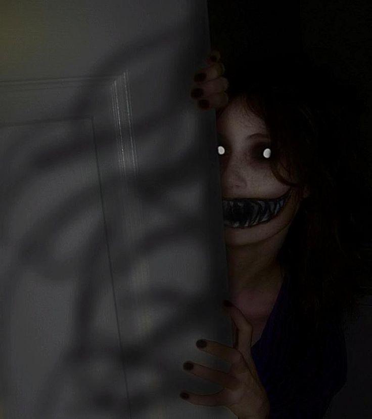 Creepy Horror Pinterest