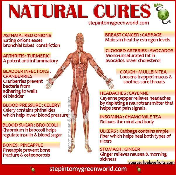 Natural Cures For Bladder Cancer