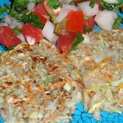 Greek Zucchini Balls (Kolokythokeftedes) | Favorite Recipes | Pintere ...