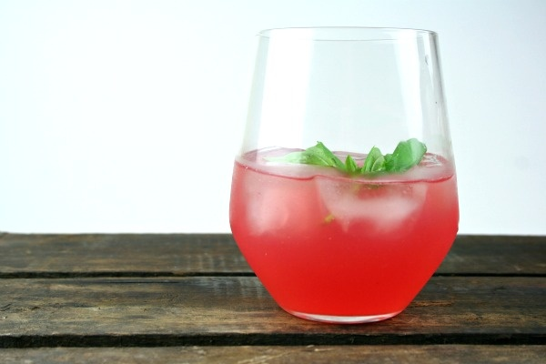 Rhubarb Ginger Cocktail | Party Ideas | Pinterest