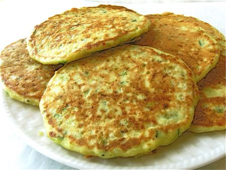 Zucchini-Cheese Pancakes. Brunch? | Main Dishes/Sandwiches/Sides | Pi ...