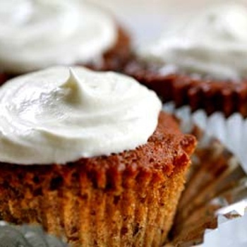apple carrot cupcake | Recipes | Pinterest