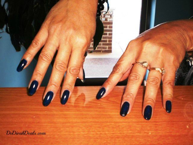 -vs - Gel Manicures: Are They Safe, You Be The Judge #maicure #gel